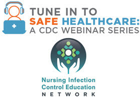 Safe healthcare webinar