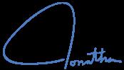 Jonathan's signature