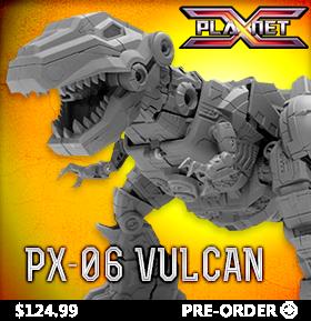 PLANET X PX-06 VULCAN