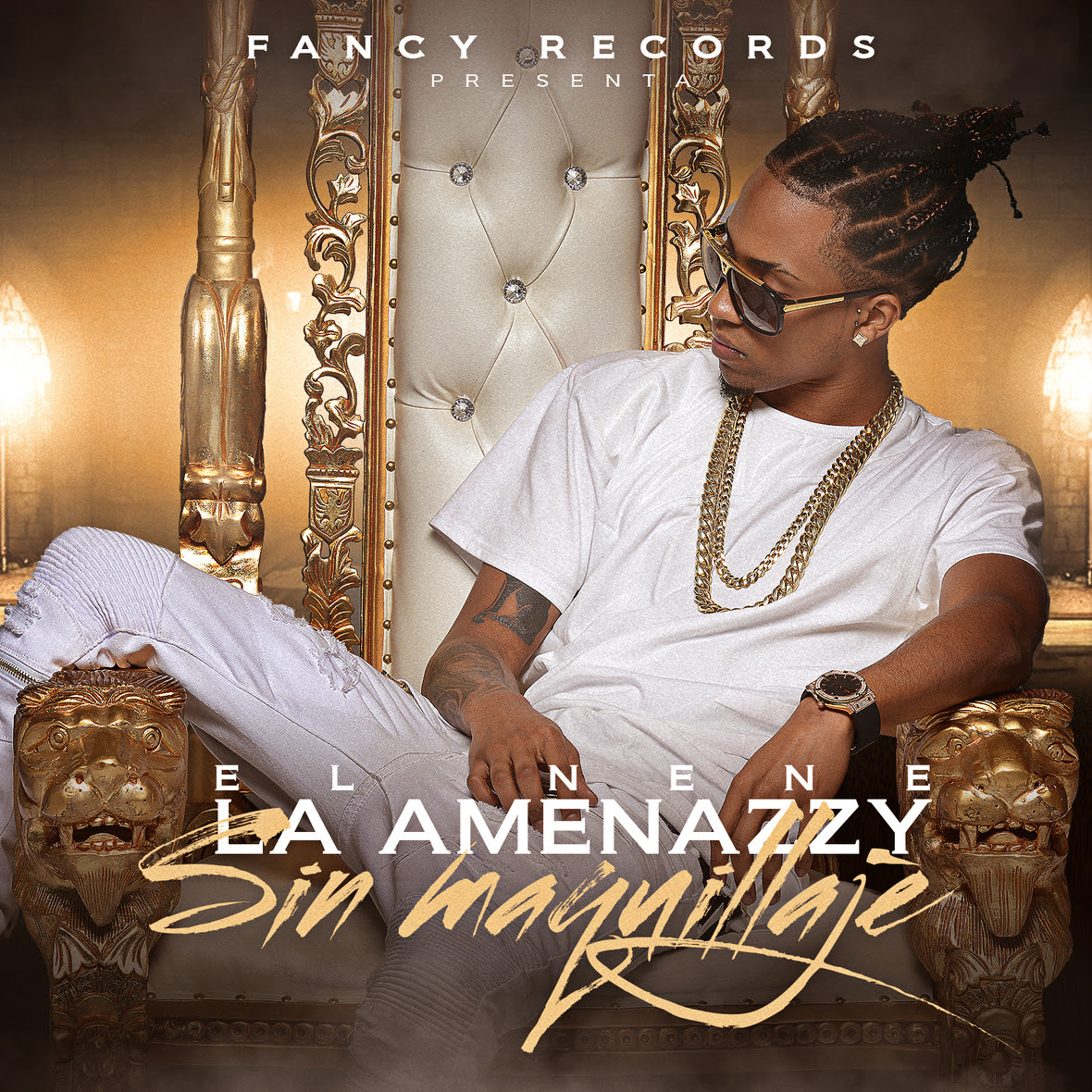 LA AMENAZZY    Cover  SIN MAQUILLAJE copy-2