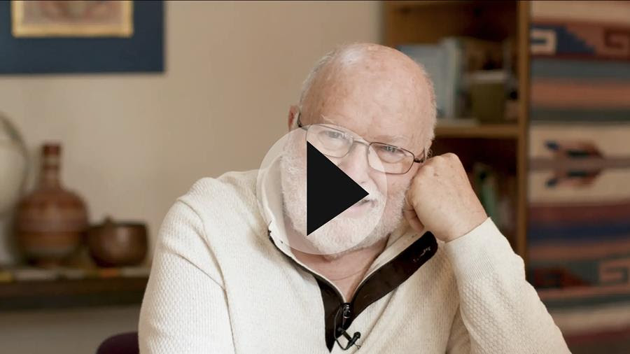 Video of Richard Rohr on the new Daily Meditations theme for 2021