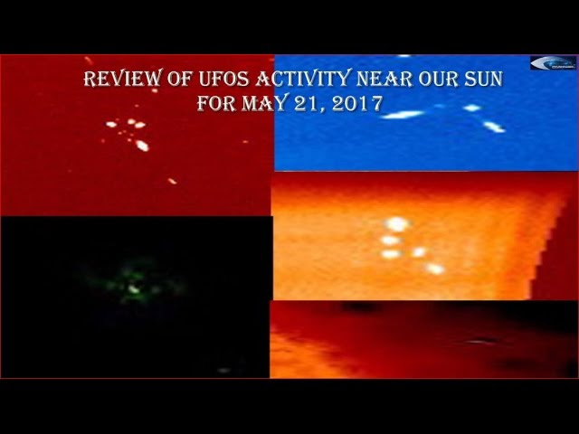 UFO News ~ Review of UFOs activity near our sun plus MORE Sddefault