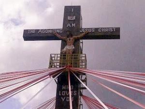 JesúsCRISTO GIGANTE