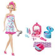 Barbie Real Salão de Beleza - Mattel