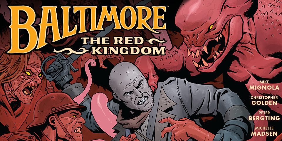 THE RED KINGDOM ISSUE #3