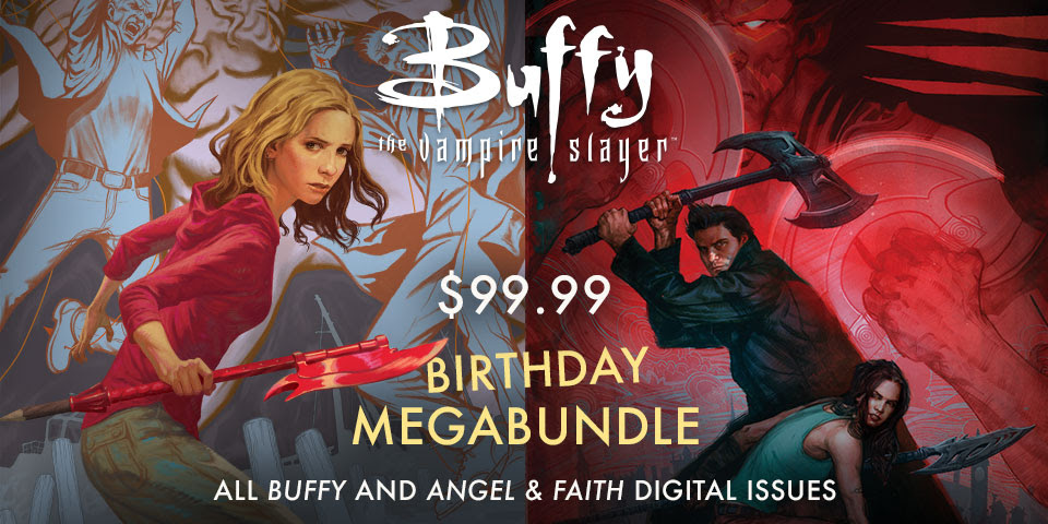 Buffy Megabundle