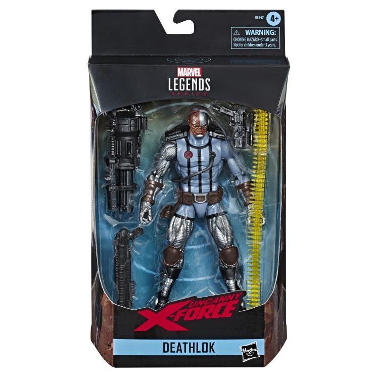 Image of Marvel Legends Deathlok Variant 6-Inch Action Figure - Exclusive