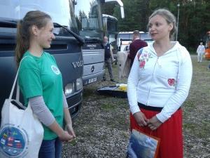 Meie armas eesti keelt kõnelev grupijuht Katriina