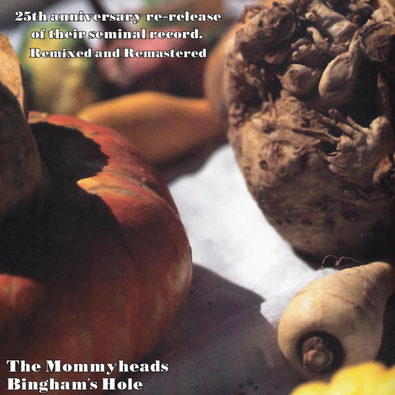 The Mommyheads: One Day, Two Album Releases