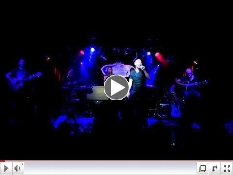 Rami live at the B.B king - 2014 - Matanot Ktanot