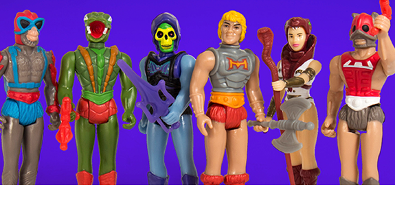 NEW MOTU, ALIENS FROM SUPER 7