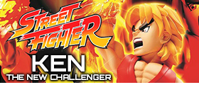 STREET FIGHTER NEW CHALLENGER KEN
