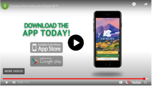 myColorado & Colorado Digital ID