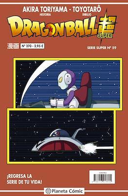 Dragon Ball Super (Rústica) #270