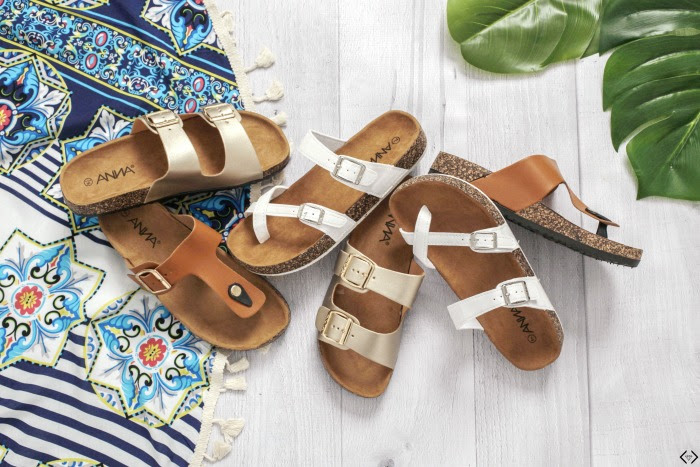 Cents of Style: Must Have Summer Sandals $19.99