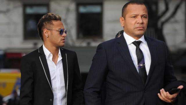 Pai de Neymar afirma que filho não cometeu assédio e diz que Nike faz chantagem e armação