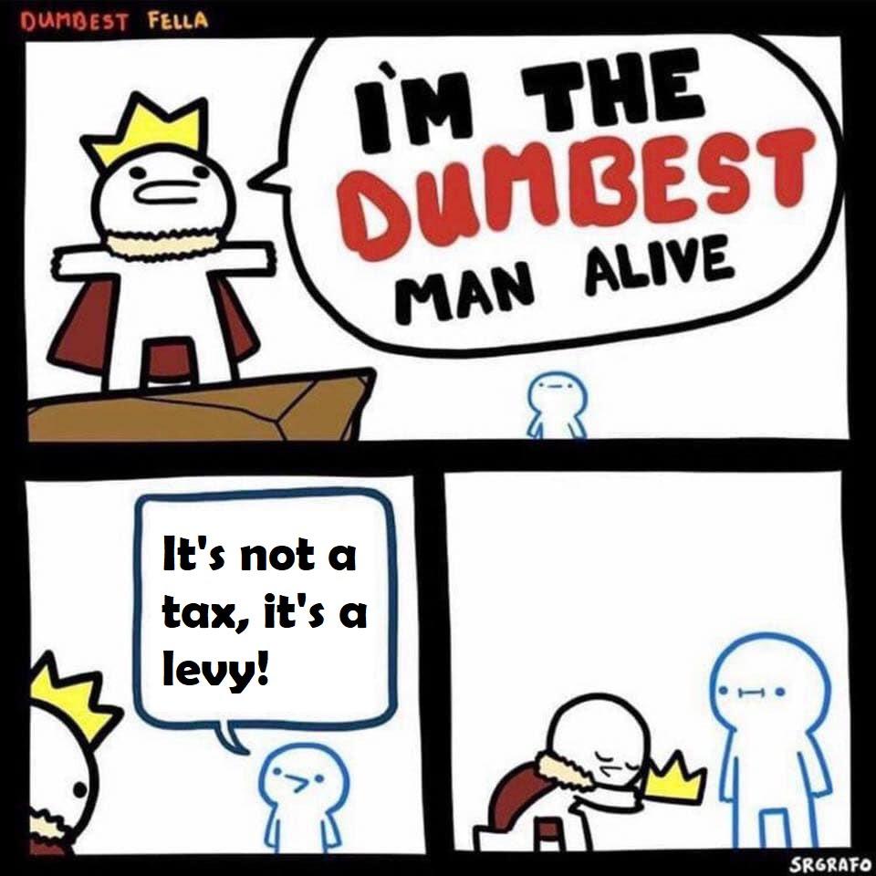 Levy meme