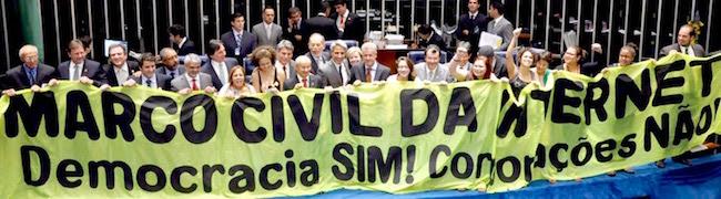 Η ουδετερότητα του Διαδικτύου στη Βραζιλία