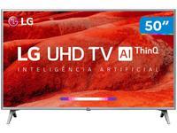 Smart TV 4K LED 50? LG 50UM7500 Wi-Fi