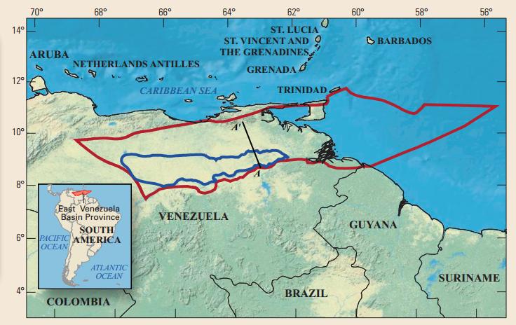 Esta cifra es poco más del doble de las reservas certificadas por las autoridades de Venezuela, que ubican el crudo extraíble de la Faja en 235 mil millones de barriles, según el portal web de la estatal Petróleos de Venezuela (Pdvsa).