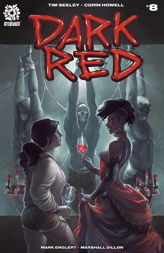 Dark Red 8