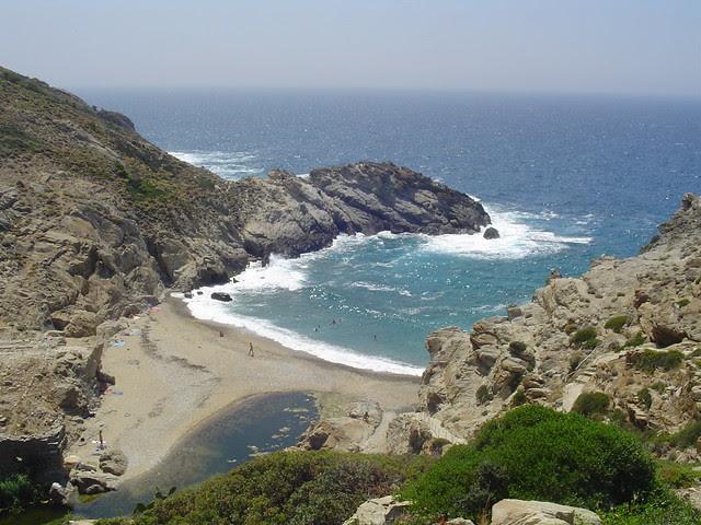 Ikaria isole greche