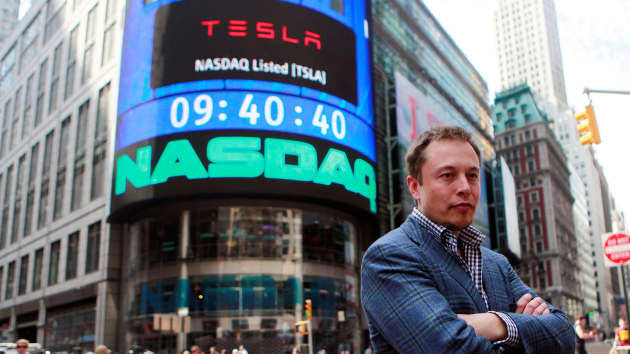 This is why Musk is the Zoella of public markets