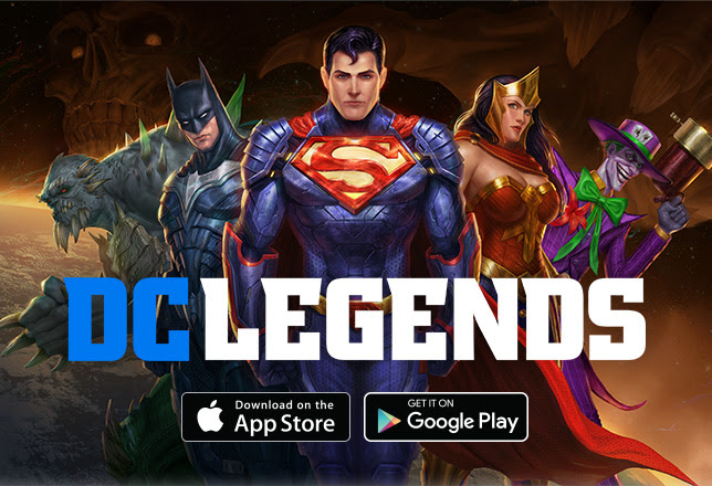 DC Legends Now Avaliable
