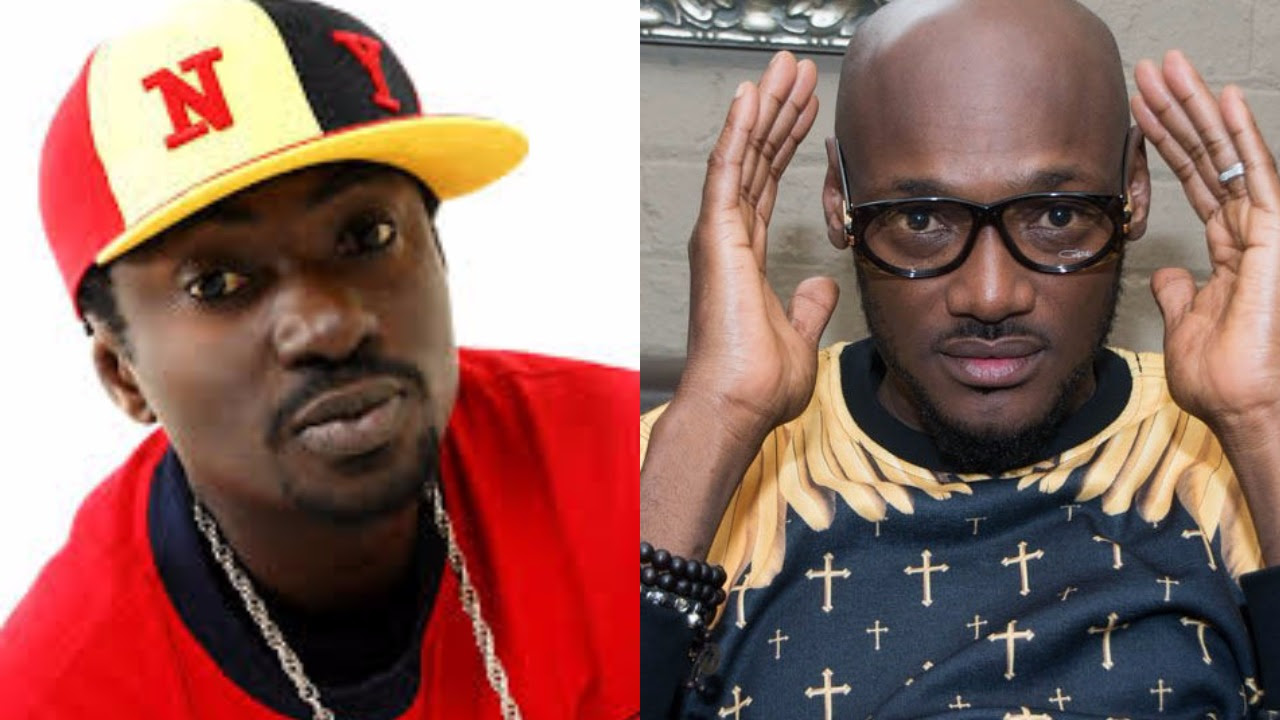 Blackface and 2face Idibia were part of the defunct group, Plantashun Boyz, which also featured Faze.[Ghafla/Guardian]