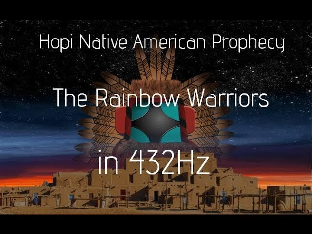 Native American Prophecy 432Hz (Hopi Stories of The Rainbow Warriors)  Sddefault