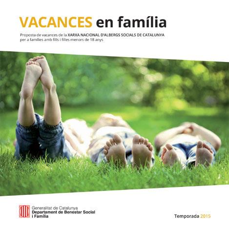 Vacances en família 2015