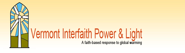 VT Interfaith Power & Light newsletter – May 2019