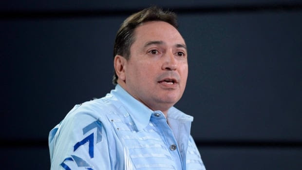 Assembly of First Nations national Chief Perry Bellegarde is calling on more First Nations people to vote in the next federal election.