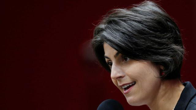 Manuela d'Ávila: 'Bolsonaro autoriza violência política contra mulheres'