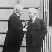 Versailles mandates talks