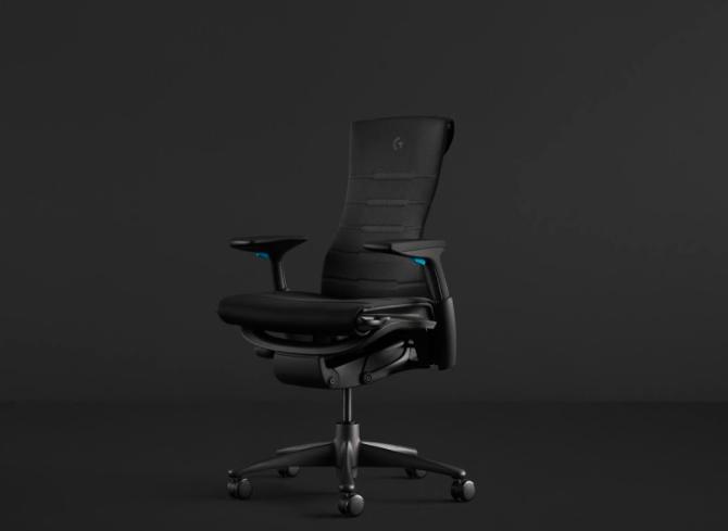 Herman Miller y Logitech presentan Embody, la primera silla ergonómica diseñada para gamers