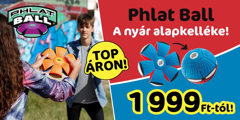 Phlat Ball akció!