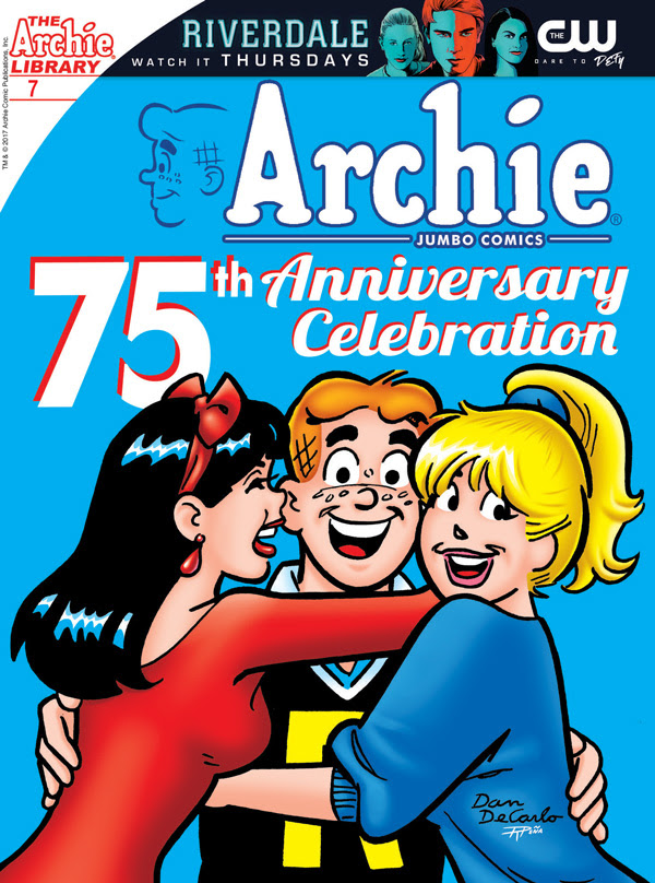 Archie 75th Digest Cover