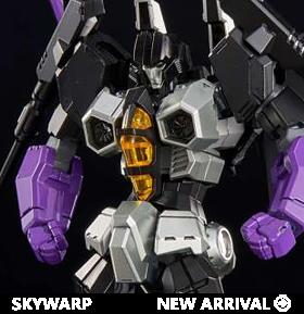 Transformers Furai 09 Skywarp Model Kit