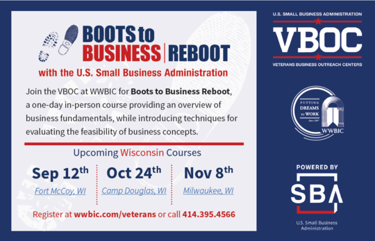 Reboot Classes Wisconsin