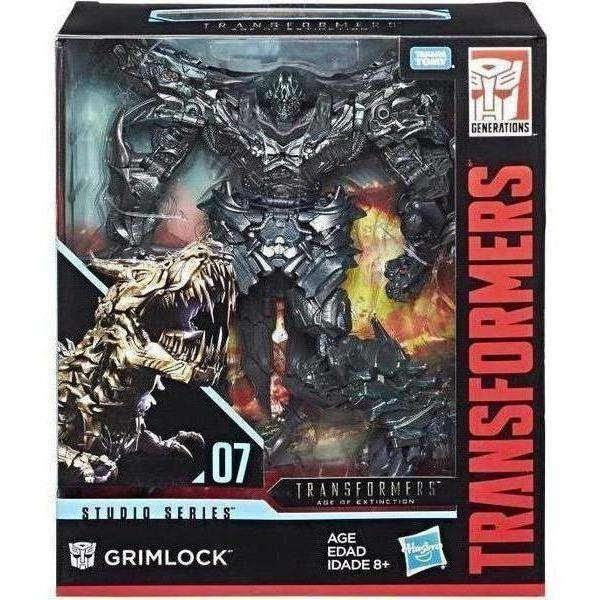 Image of Transformers Studio Series Leader Wave 1 - Grimlock