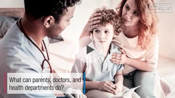 Video:Acute Flaccid Myelitis (AFM)