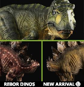 Rebor Dinosaurs