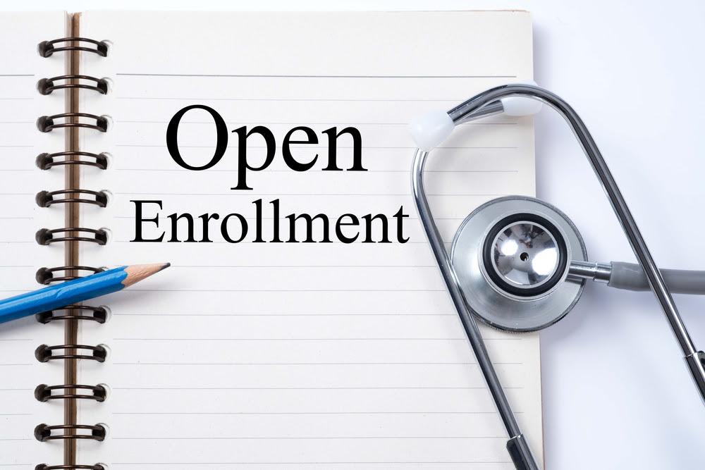 Open Enrollment graphic image
