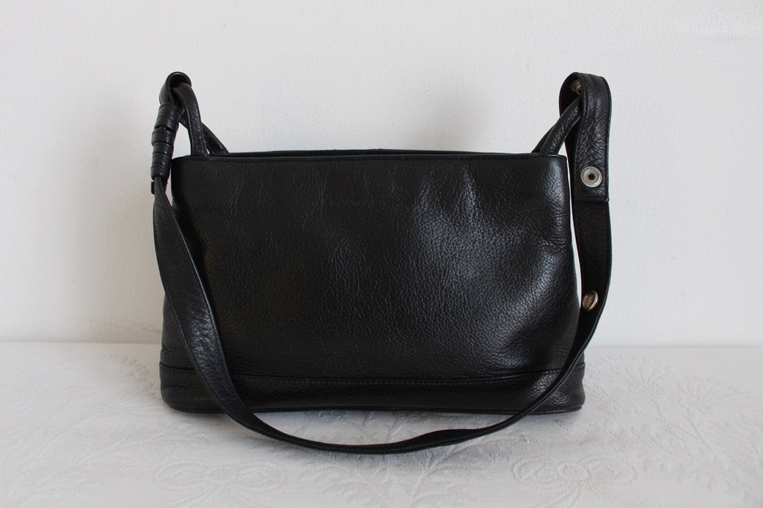 JEKYLL & HIDE GENUINE LEATHER SHOULDER BAG