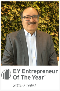 Dr. Steven Stein, MHS Assessments, Named Finalist for Ernst and Young Entrepreneur Of The Year Award.