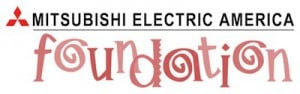 Mitsubishi Electric America Fondation logo