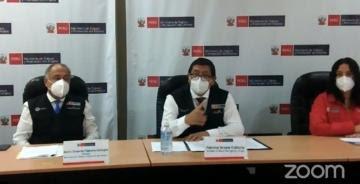 """Ministro Tenorio: """"Tenemos políticas públicas de empleabilidad y certificación de competencias"""""""