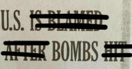 norton bombs - Common Dreams Stories Oct 5, including U.S. Bombing of Afghan Hospital