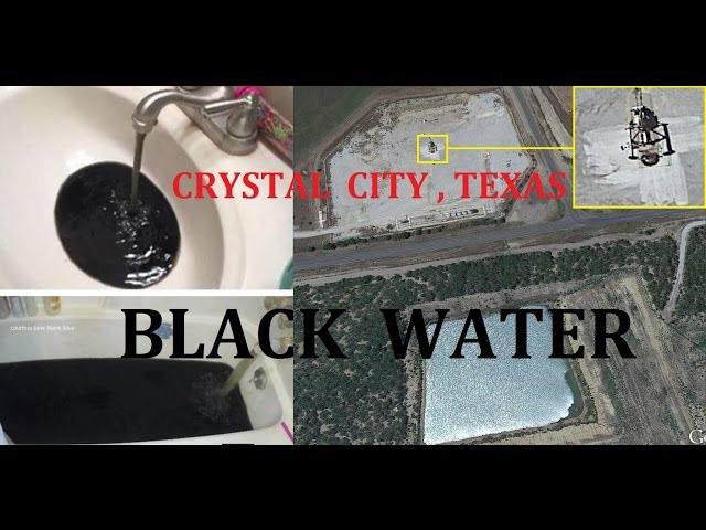 """2/22/2016 -- MYSTERY SOLVED -- Texas """"black"""" polluted water -- Professionals VEXED?!  Sddefault"""